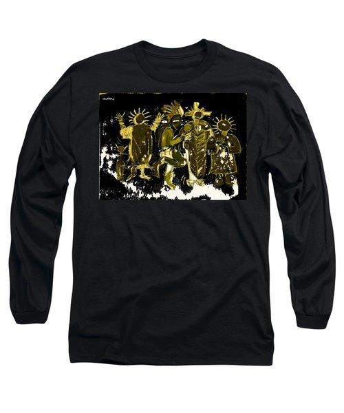 Sky People 5 Long Sleeve T-Shirt