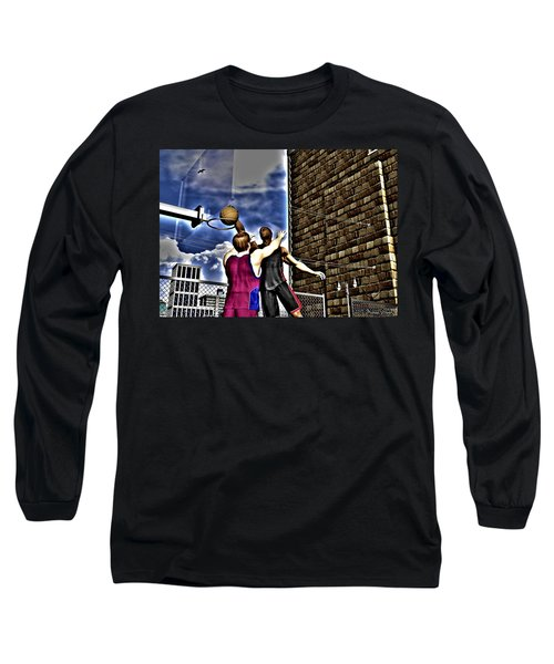 Slammed Long Sleeve T-Shirt