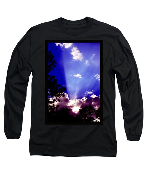 Solar Devas Long Sleeve T-Shirt by Susanne Still