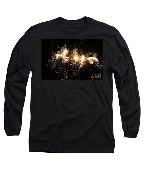 Spark Snake Long Sleeve T-Shirt
