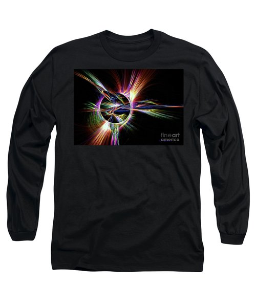 Spin Cycle Long Sleeve T-Shirt