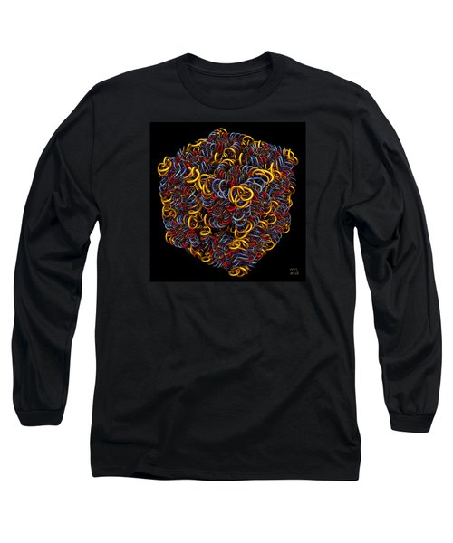 Spiral Box Iv Long Sleeve T-Shirt