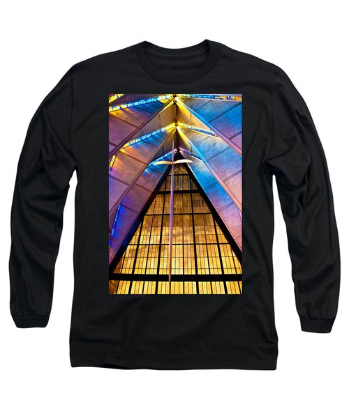 Spiritual Peace Long Sleeve T-Shirt