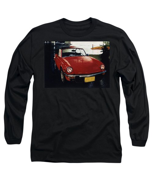 Spitfire By Night Long Sleeve T-Shirt