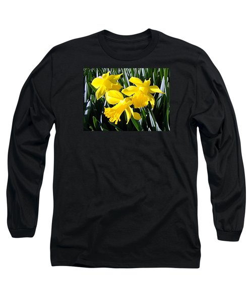 Long Sleeve T-Shirt featuring the photograph Spring 2012 by Nick Kloepping