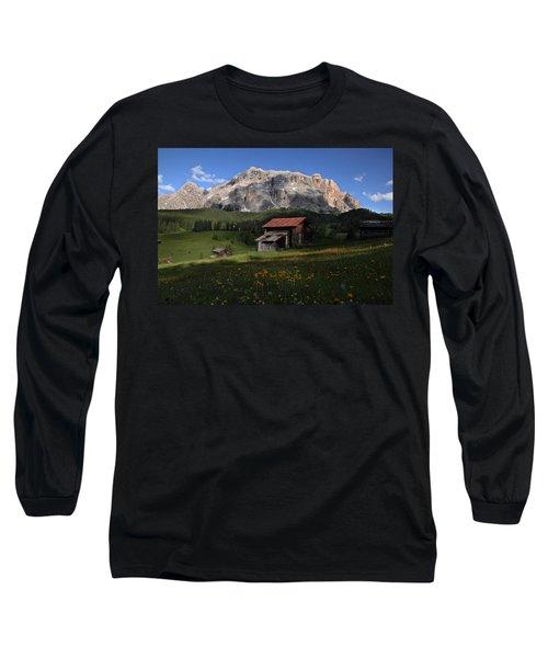 Spring At Santa Croce Long Sleeve T-Shirt