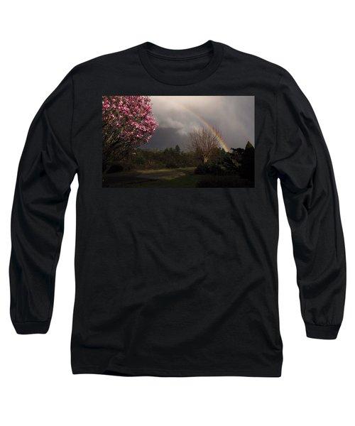 Spring Rainbow Long Sleeve T-Shirt