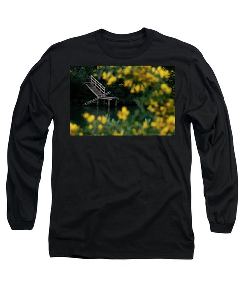 Long Sleeve T-Shirt featuring the photograph Stairway To Heaven by Pedro Cardona