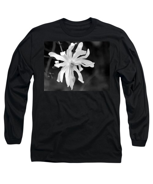 Star Magnolia Long Sleeve T-Shirt by Lisa Phillips
