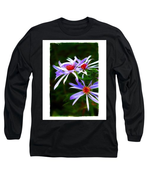 Stars Of Spring Long Sleeve T-Shirt by Judi Bagwell