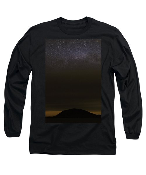 Stars Over Little Spencer Long Sleeve T-Shirt by Brent L Ander