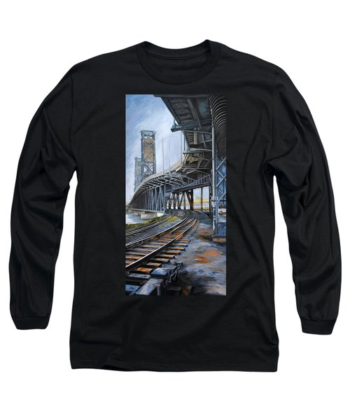 Steel Bridge 2012 Long Sleeve T-Shirt