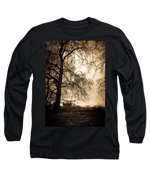 Step Up To The Little House Long Sleeve T-Shirt