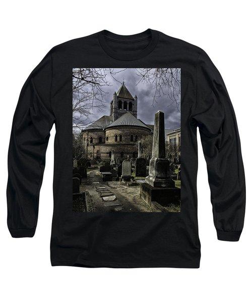 Steps In Time Long Sleeve T-Shirt by Lynn Palmer
