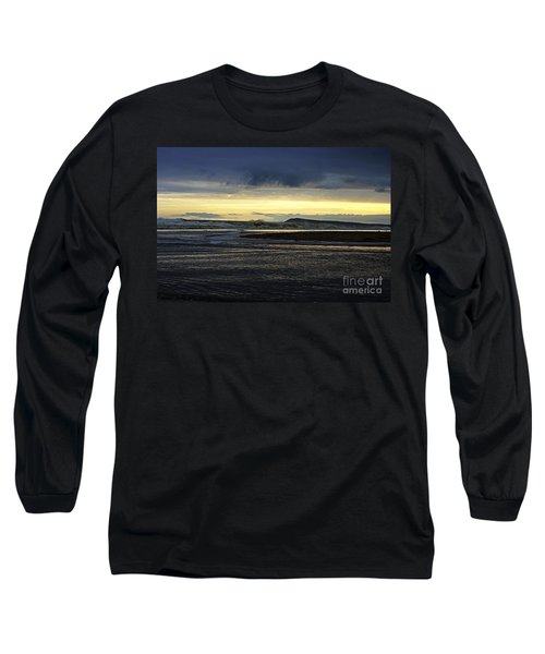 Long Sleeve T-Shirt featuring the photograph Stormy Morning 2 by Blair Stuart