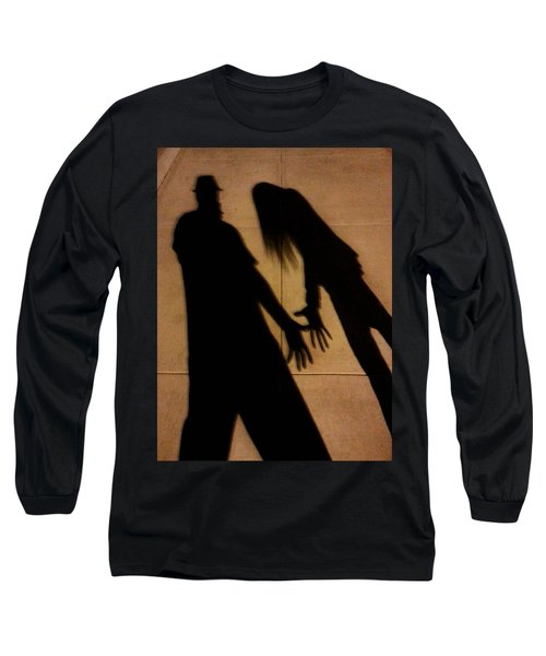 Street Shadows 006 Long Sleeve T-Shirt