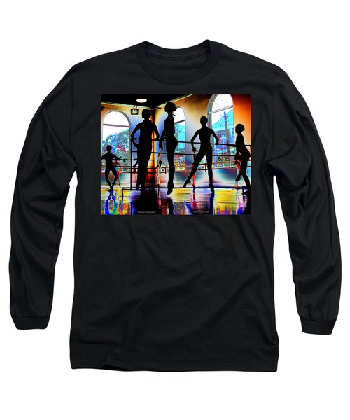Sublime Silhouettes Long Sleeve T-Shirt