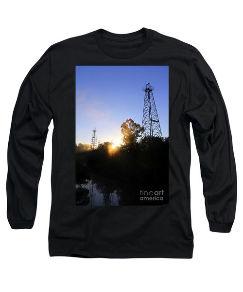 Sunrise On The Sabine Long Sleeve T-Shirt