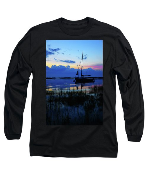 Sunset Calm Long Sleeve T-Shirt
