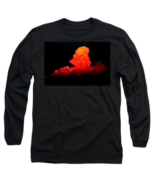 Sunset Cloud Long Sleeve T-Shirt