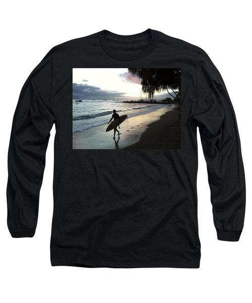 Sunset Surf Long Sleeve T-Shirt