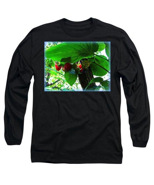 Sweet N Juicy Long Sleeve T-Shirt