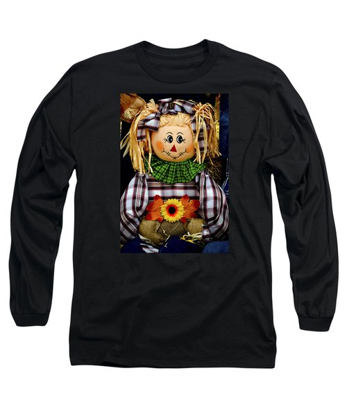 Long Sleeve T-Shirt featuring the photograph Sweet Smile by Julie Palencia