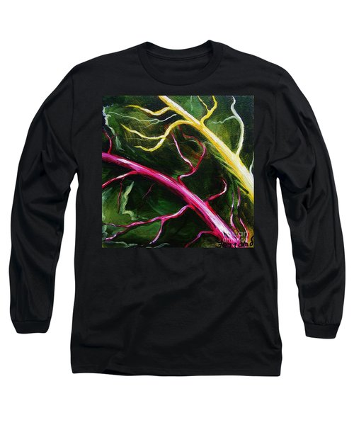 Swiss-chard Long Sleeve T-Shirt