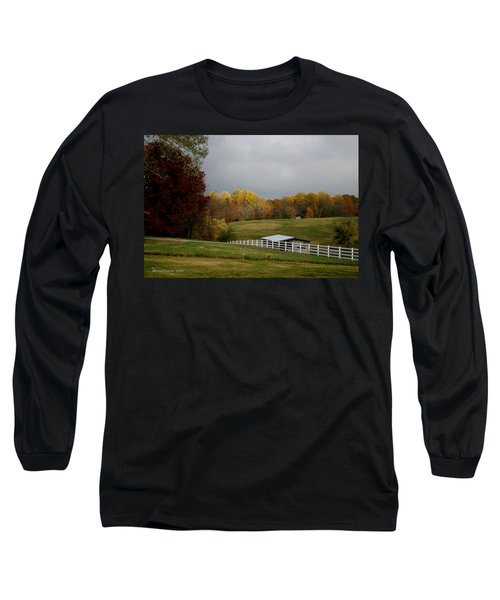 Take A Deep Breath Long Sleeve T-Shirt by EricaMaxine  Price