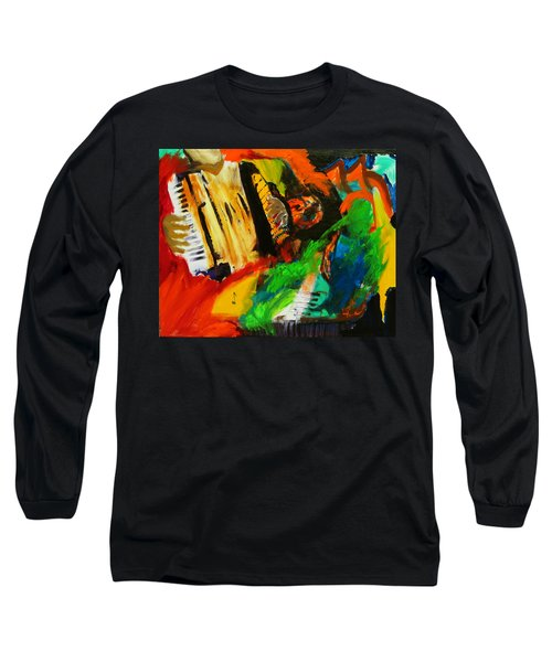 Tango Through The Memories Long Sleeve T-Shirt