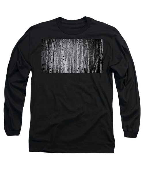 Tate Modern Trees Long Sleeve T-Shirt