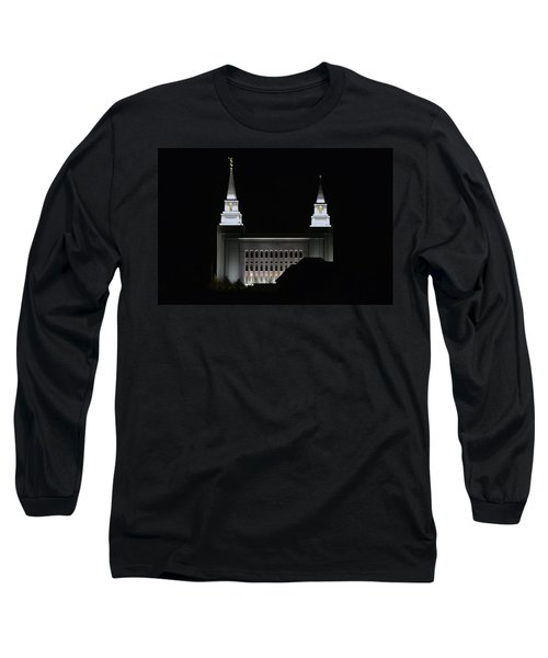 Temple Long Sleeve T-Shirt