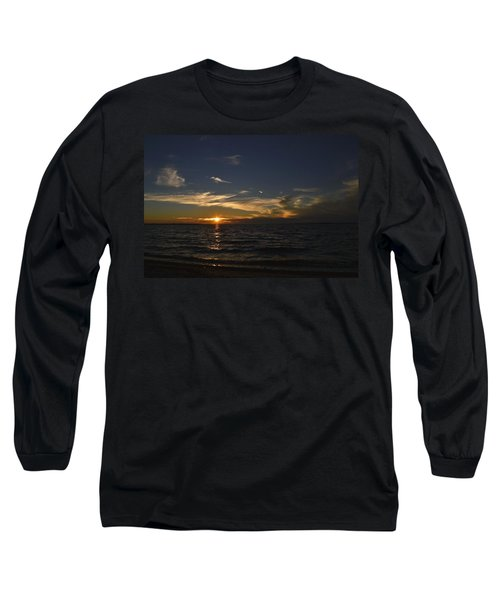 The Distance Between Long Sleeve T-Shirt by Melanie Moraga