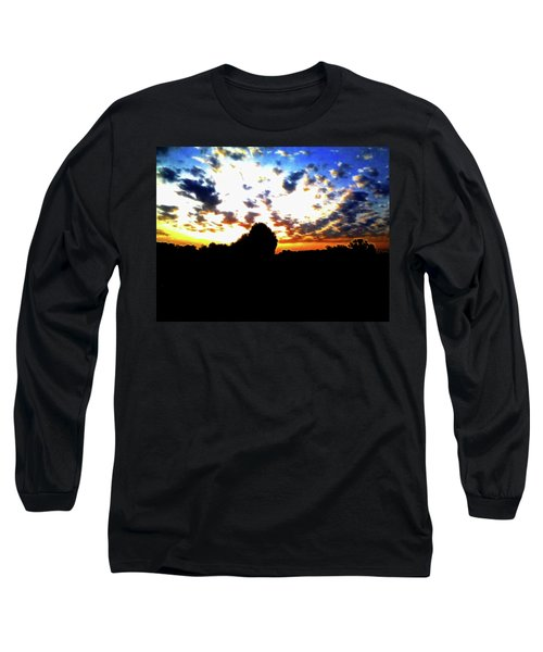 The Gift Of A New Day Long Sleeve T-Shirt