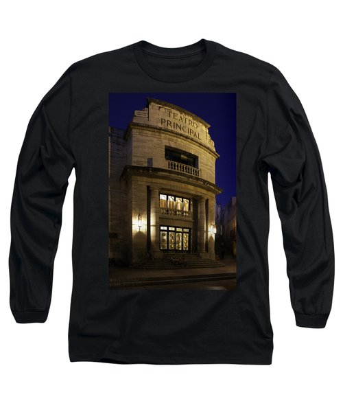 The Meeting Place Long Sleeve T-Shirt by Lynn Palmer