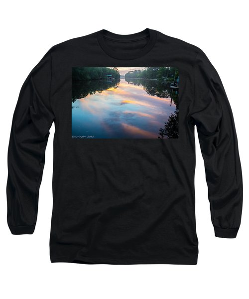 The Mirror Long Sleeve T-Shirt