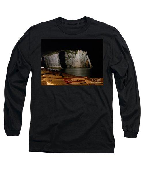 The Needle Of Etretat Long Sleeve T-Shirt
