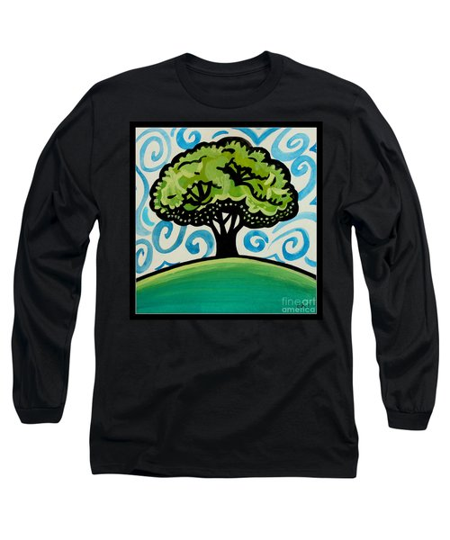 The Only Remaining Vestige Long Sleeve T-Shirt