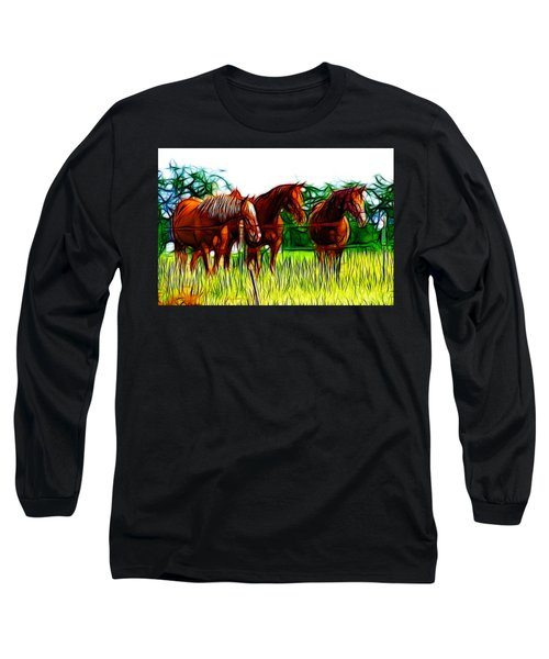 The Pasture Long Sleeve T-Shirt