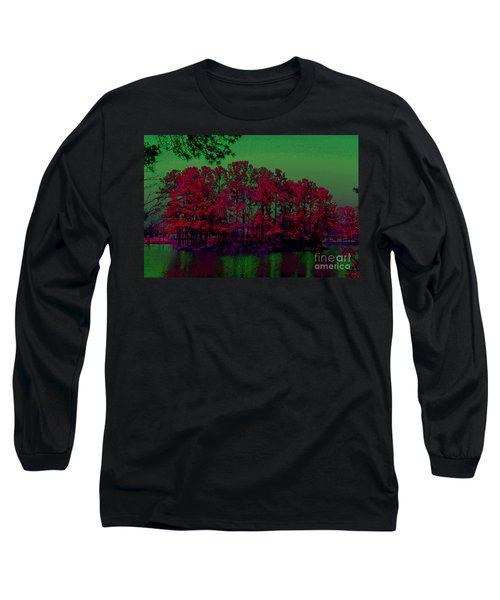 The Red Forest Long Sleeve T-Shirt