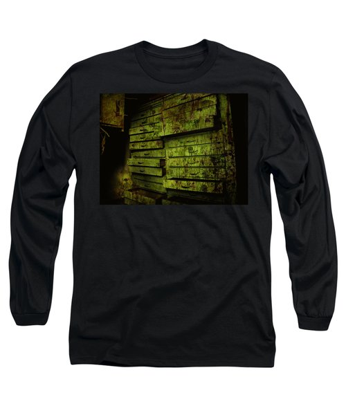 The System Long Sleeve T-Shirt