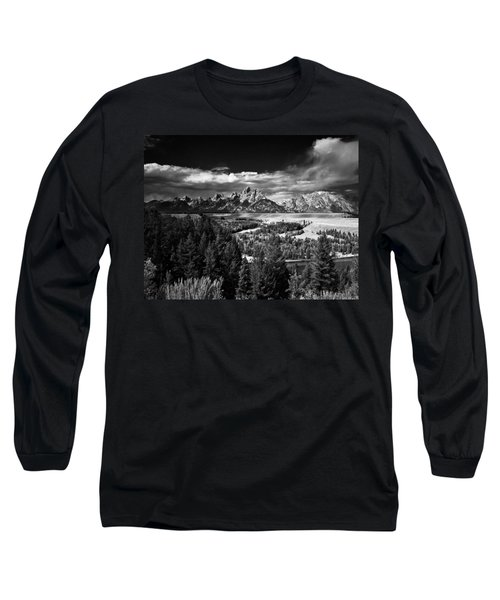 The Tetons Long Sleeve T-Shirt