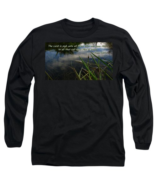 The Truth Factor Long Sleeve T-Shirt