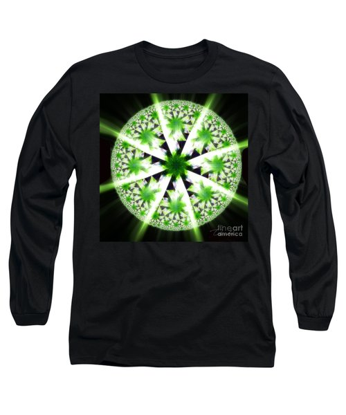 The Vision Of The Healer Long Sleeve T-Shirt