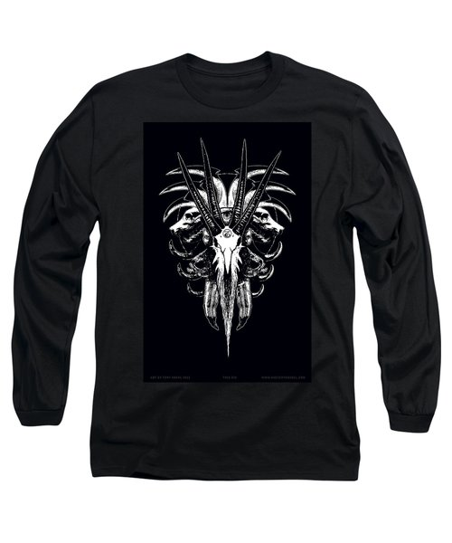 This Sin Long Sleeve T-Shirt by Tony Koehl