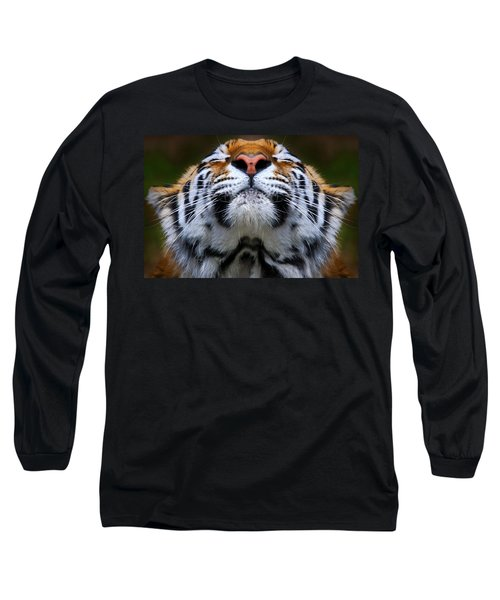 Tiger 1  Long Sleeve T-Shirt