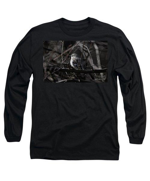 To Kill A Mockingbird Long Sleeve T-Shirt by Lois Bryan