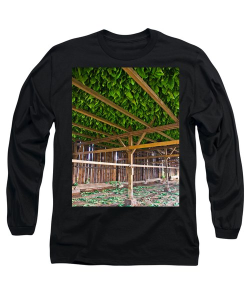Tobacco Long Sleeve T-Shirt