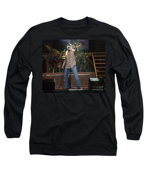 Trace Adkins Long Sleeve T-Shirt