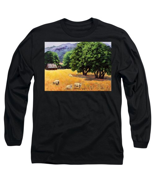 Tranquil Pastures Long Sleeve T-Shirt